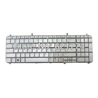 New Laptop Keyboard for HP Pavilion HDX16T-1000 HDX16T-1100 HDX16T-1200 Series Notebook US Layout Free Shipping