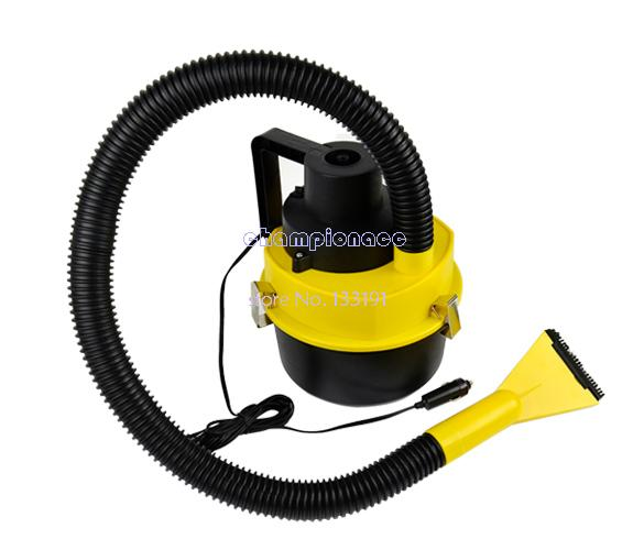 New Portable Wet&Dry Collector Inflator Air Auto Car Home Dust Vacuum Cleaner 8743