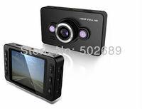 Car dvr HD 1920*1080P HDMI 2.7'' screen 120 degree view angle car DVR vehicle Dashboard camera free shipping D6 with russian box