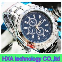 ORLANDO SPORT WATCHES QUARTZ HOURS DATE HAND LUXURY CLOCK MEN STEEL WRIST WATCH FREE SHIPPING