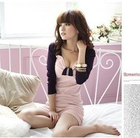 2013 new long-sleeved sexy tight package hip Korean version of the Fall dress 201308WD055