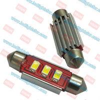 Constant Current Design HOT SALE 3 LEDSMD5630 Sink ERROR FREE,FESTOON LED CAR,CANBUS C5W LED,festoon 36MM