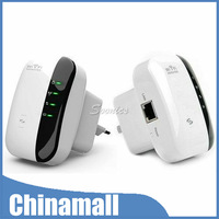 Top Recommend 300Mbps 300M Wireless WiFi Router Repeater WLAN Network Range Expander Amplifier Free Shipping