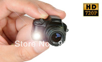Hot Selling F5000 720P Mini Camcorder Digital Camera DV DVR with Video,Motion detection,Webcam Free Shipping China Post Sample