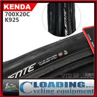 700*20C Kenda K925 Folding Bead bicycle tire 165g ULTRA-Light Anti-puncture road tyre tires/125PSI 120TPI bike parts IRON CLOAK