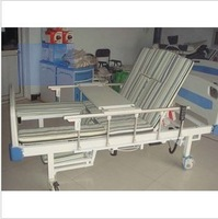 Free shipping Electric nursing care bed sickbay emanoipated electric bed medical bed sickbay household