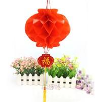 Handmade craft Tissue Paper foldable Flower ball/ Honeycomb Lantern Wedding Party festival  decorations(18cm 50pcs/lot)