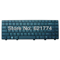 New Black Replacement Laptop Keyboard with Backlit for Dell Vostro 3300 3400 3500 Series Notebook US Layout Free Shipping