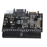 UN2F 2 in 1 IDE to SATA Adapter/ SATA to IDE Converter Adapter
