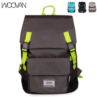 WOOVAN new 2013 school bags for teenagers korean travel shoulder bag the knapsack female laptop bags men & women backpack