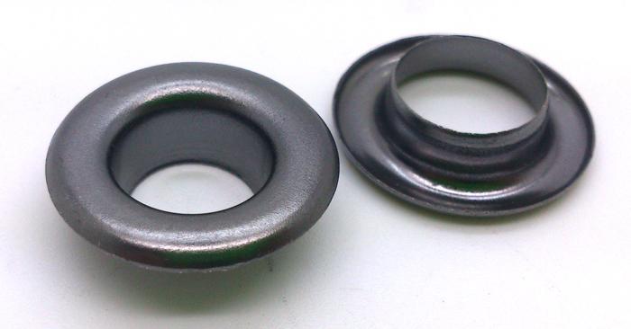5mm Gunmetal Brass Sheet Eyelet Handbag Fastener Hardware Accessory HOXY Wholesale Factory Outlet XL12-EL0505E(China (Mainland))