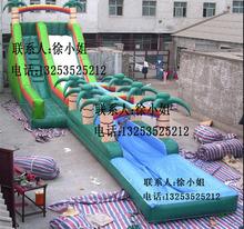 Water slide products water slide big slide inflatable slide inflatable trampoline(China (Mainland))