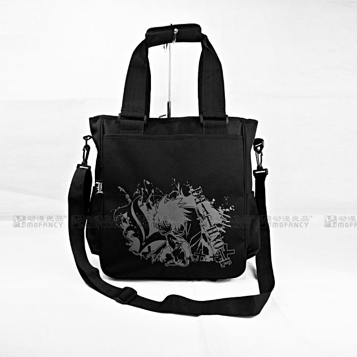 High Quality Nylon Anime DEATH NOTE Messenger Bag Scrhool Bag L Bag Shoulder Bag Free Shipping(China (Mainland))