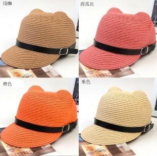 Summer 2013 devil horn fashion child hat cap male cap baseball style hat