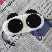 FreeShipping!!!   wholesale   100pcs   Cute panda mask  Patch   eyeshade