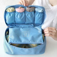 Hearts . travel multifunctional sorting bags underwear bra luggage storage bag storage bag