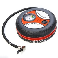 Free Shipping Car air pump vaporised pump car tyre pump car air pump/12VVehicle power supply
