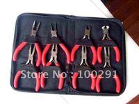 Free shipping!!! 8piece/set Hand Tools Mini Jewelry Beading Making Pliers