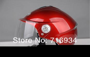 Free shipping, New genuine Mustang 316 electric car motorcycle helmet summer helmet anti-UV half helmet Summer