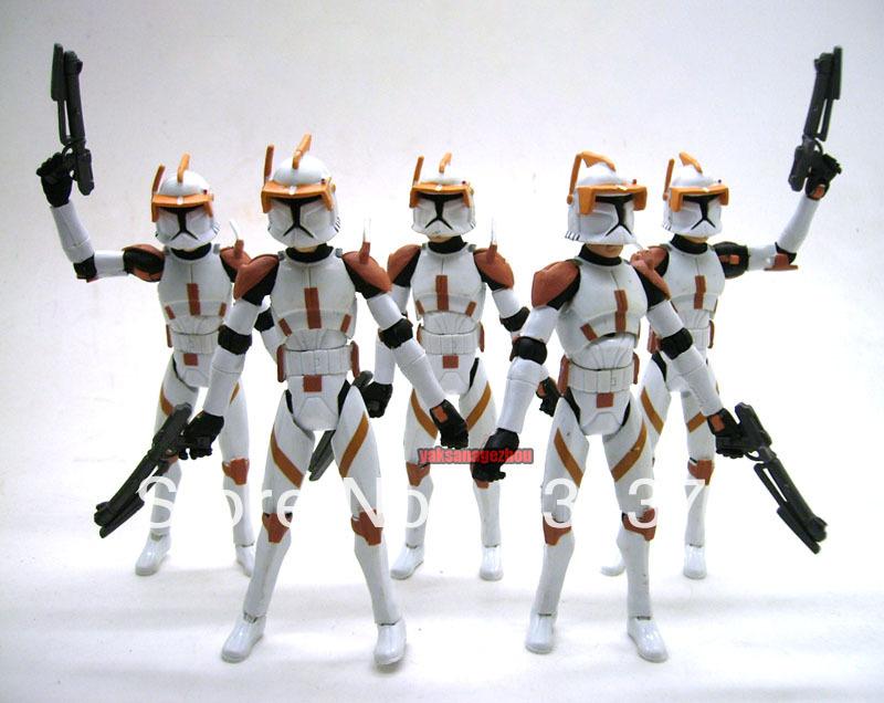 الكثير من حرب النجوم استنساخ الحروب 5