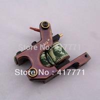 Professional  Tattoo Machine Gun Pure Copper  12 Wrap Coil Top HandMade  Tattoo Machine For  Artist  CM008