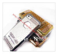 Luxurious diamond back case  for iphone5
