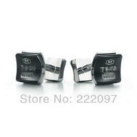 Wholesale 925 sterling silver 2013 fashion men designer brand black titanium cufflinks hot sale promotion free shipping