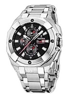 FESTINA F16351/C CHRONO MENS WATCH LOW PRICE GUARANTEE + FREE KNIFE