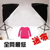 50 70 photography light set lamp holder 135w bulb clothes bags
