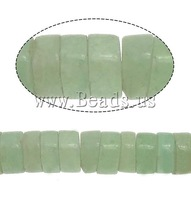 Free shipping!!!Amazonite Beads,Personality, Rondelle, 1.5-3x5mm, Hole:Approx 1mm, Length:16 Inch, 169PCs/Strand