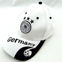 Germany National Team Sun Cap Soccer Fans Souvenir sun hat