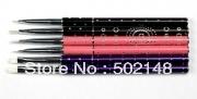Skyists Glitter Metal Kolinsky 6# Gel Nail Brush(Flat)