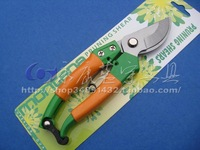 Free shipping Two-color garden scissors gardening scissors branch cut tree-shears garden tools gardening tools 2013