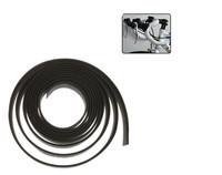Free Shipping 5pairs/lot Bike Bicycle Handlebar Tape Wrap with Bar Plug Black