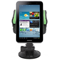 Windshield Dashboard Tablet PC Car Mount Cradle Holder Kit Stand for SAMSUNG GALAXY TAB 2 7.0 P3110 P3100 Free Shipping