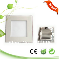 12W 1080 LM 5630/5730  Small square LED panel 155mm 15.5cm, 110V/220V