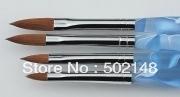 kolinsky acrylic nail brush 10#