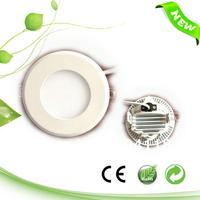 6W Small Round LED panel 110mm 11cm 4 inch , 110V/220V, 540LM 5630/5730/3014