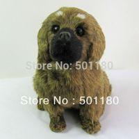free shipping handmade animated animal  pet model dog
