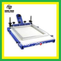 TJ manual simply sigle color screen printing machine,screen printer,screen printing press