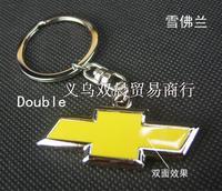 Chevrolet 4s CHEVROLET keychain CHEVROLET emblem keychain