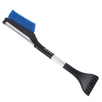 Free Shipping Retractable Type Winter Snow Shovel Car Snow Brush Car Snow Shovel , Car Accessories