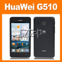 HUAWEI G510 MSM8225 Dual Core Android 4.1 Smart Phone 5.0MP Camera 4.5 Inch IPS Capacitive Touch Screen 3G GPS Black/White