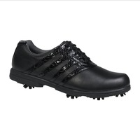 custom-made bigger sizes Men's golf shoes,Top water-proof calfhide,High Quality,Free Shipping.