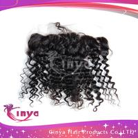 Deep curly cheap free shipping Peruvian virgin hair 13*4 human virgin hair natural color lace frontal,130%density,stock!!!