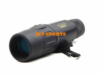 Visionking Portable Zoom Outdoor Monocular Telescope 10-25x42, Rubber-armored+Free shipping(SKU12030003)
