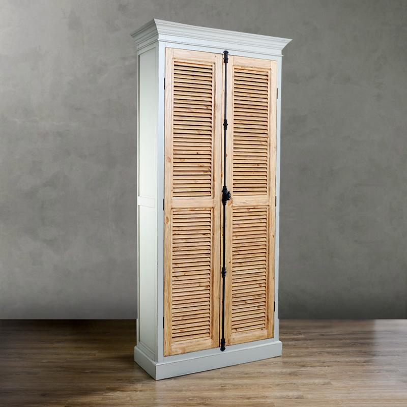 Идеи для балконов деревянных шкафов сжалюзийными дверями..