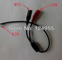 Headset Buddy Adaptor 2X 3.5MM RJ  cables ForSNOM 300 Nortel i2002 Avaya 2410 Toshiba DKT-3010S MITE 500 NEW