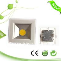 10W Small Square ultra-thin COB LED panel 155mm, 900LM,110V/220V,