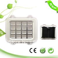 16W  Square shape Recessed Led Grille Lamp,180*180mm, 1600LM,110V/220V,